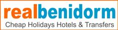 Benidorm Cheap Hotels & Holidays in Spain